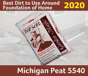 Best Dirt to Use Around Foundation of Home