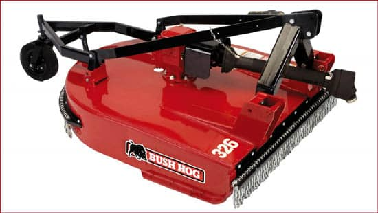 Best heavy duty brush hog